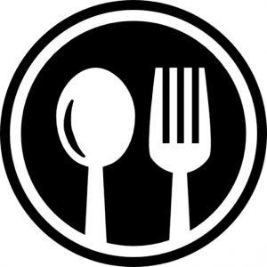 bruin door voeding